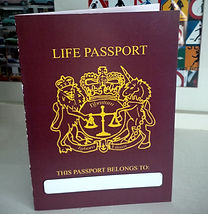 Life Coaching Passport