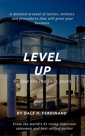 Level Up or Lose: The Choice Is Yours