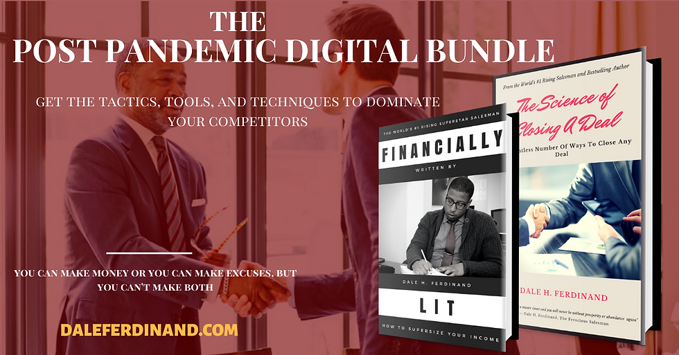 The Post Pandemic Digital Bundle