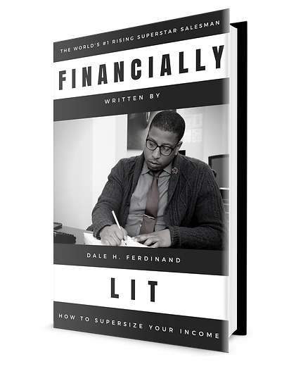 Financially Lit: How to Supersize Your Income