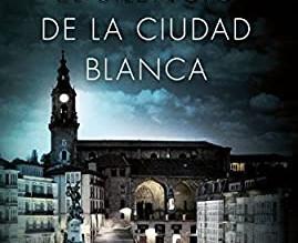 Reseña: El silencio de la ciudad blanca, de Eva García Sáenz de Urturi