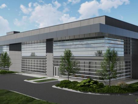 El campus del centro de data remodelaría el parque industrial de Herndon