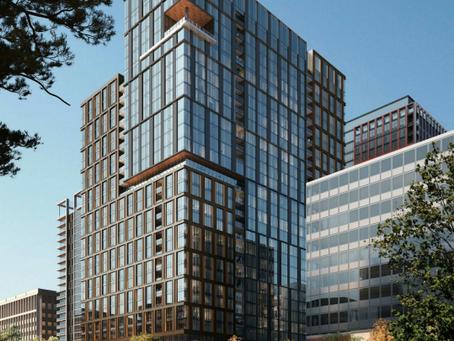 JBG Smith cambia de oficina a residencial para una importante remodelación de Crystal City