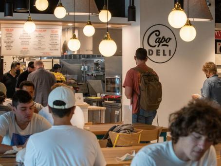 Nuevo salón de comida en Western Market en el corazón de D.C