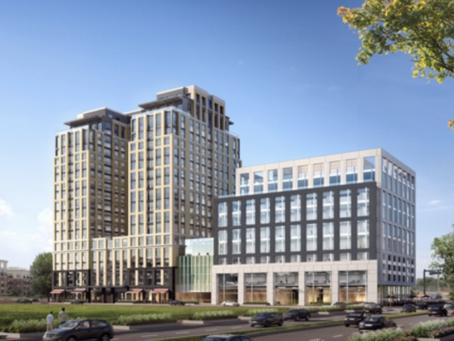 Se vienen grandes proyectos en Alexandria que incluirían planes para oficinas médicas