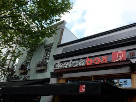 Matchbox y Big Buns están por abrir en un espacio minorista de McLean