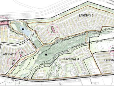 Se están reuniendo planes para un proyecto residencial masivo cerca de Leesburg