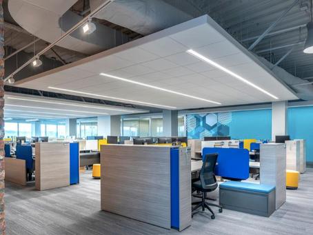 La nueva sede de Tenable presenta nuevos espacios comunitarios