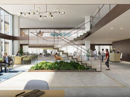 Skanska cosigue el arrendatario de un bufete de abogados para un nuevo edificio en D.C