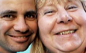 Selfie with Elisabeth Ekstrand