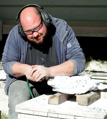 Rob Good sculptor