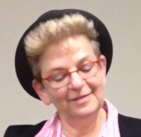 Sue Katz-Author and Rebel