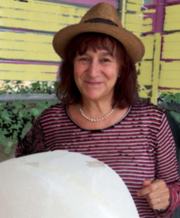 SOPHIE LAFONT-French Sculptor and Designer.