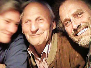 Jaya Schuerch, Renato Leonardi, John Fis