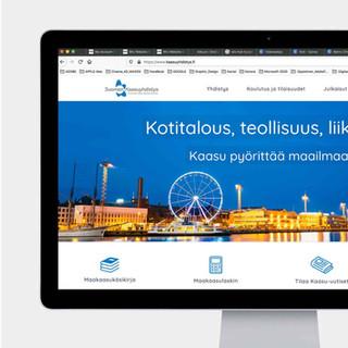 Suomen Kaasuyhdistys, verkkosivut