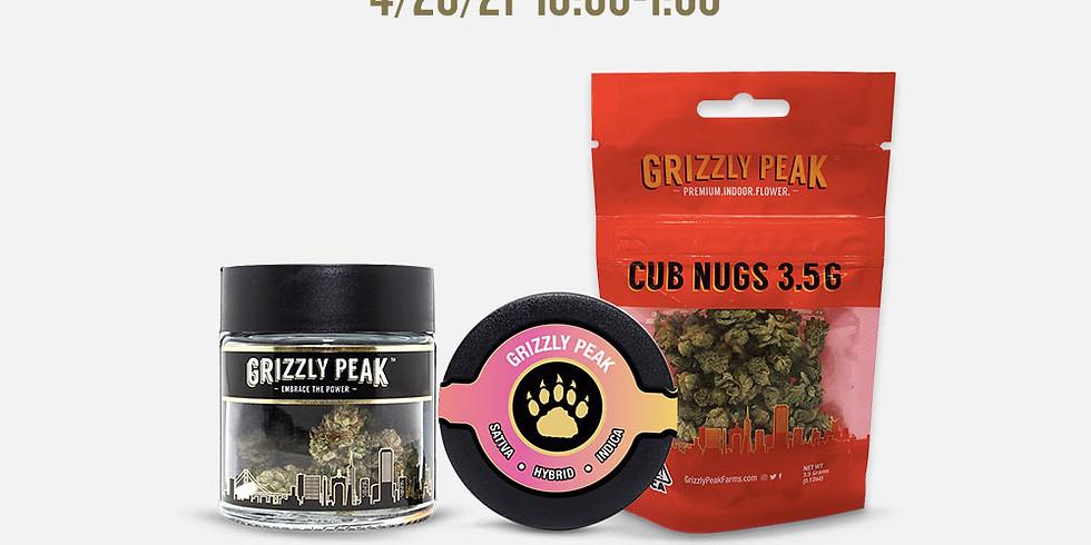 Grizzly Peak @ Grasshopper