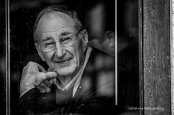Man at window - Dijon