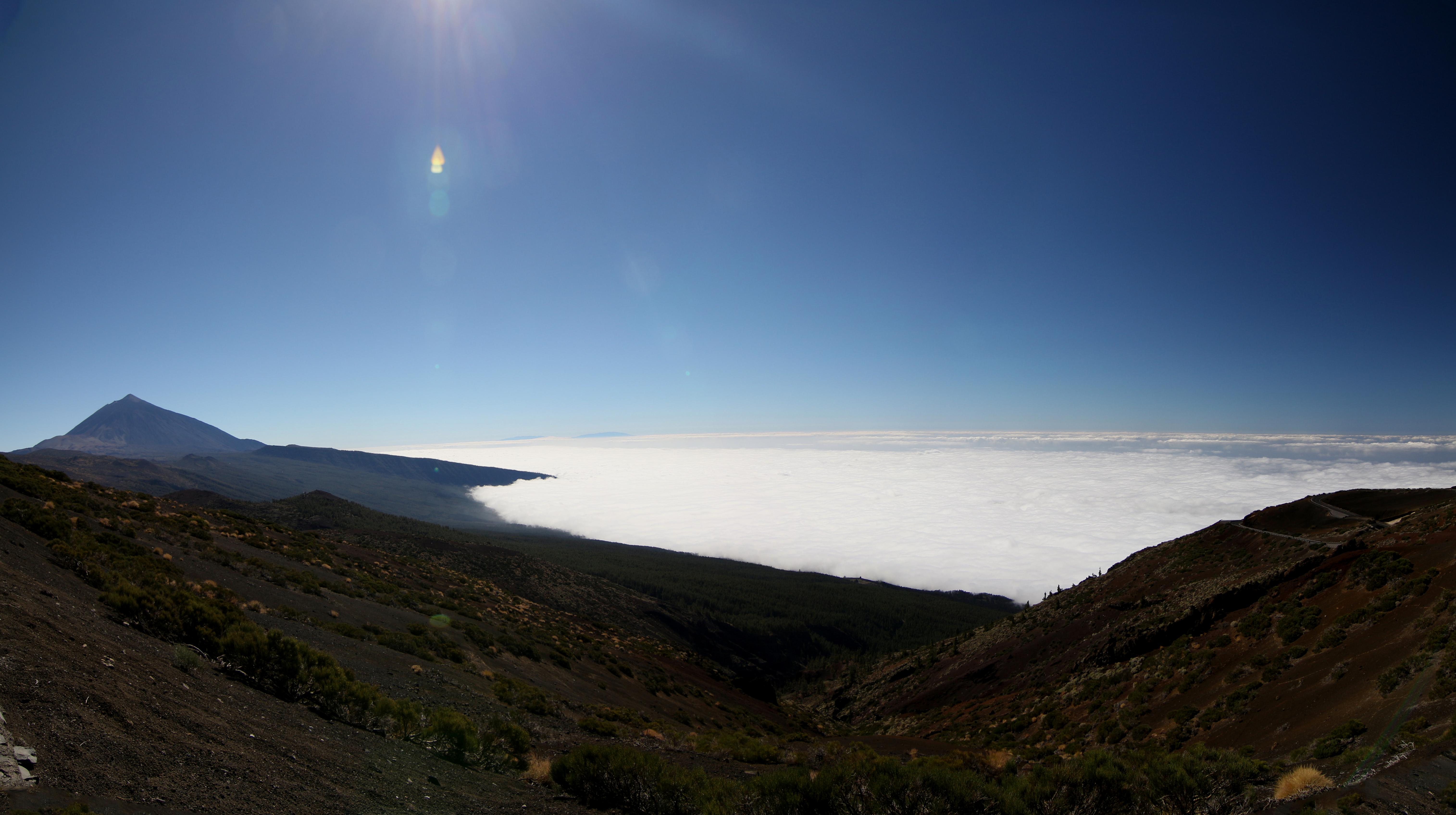 Mar de Nubes, Tenerife