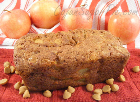 Apple Butterscotch Mini Loaves