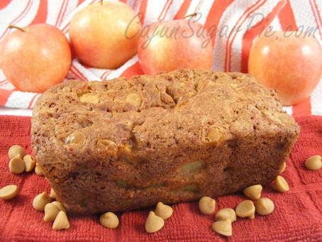 Apple Butterscotch Mini Loaves