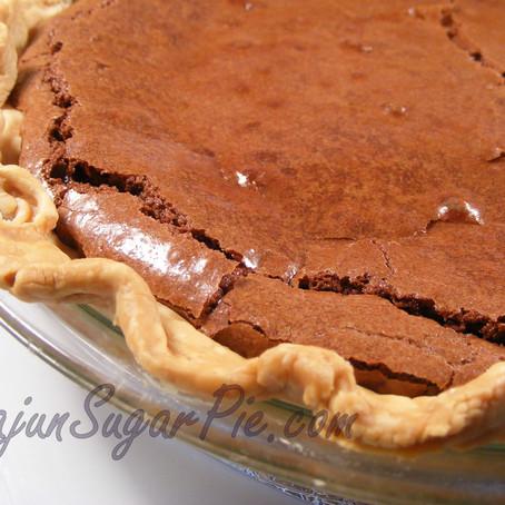 David's Delight Fudge Pie