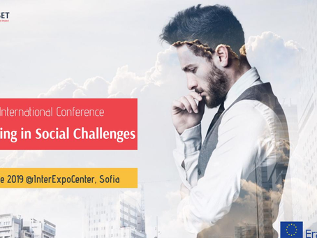 International Conference 'Investing in Social Challenges'