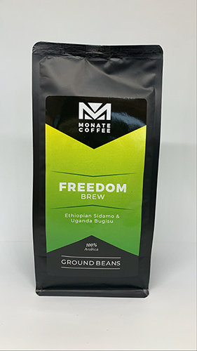 FREEDOM BREW by Monate Coffee