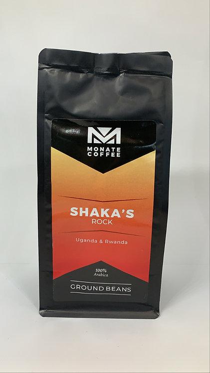 SHAKA'S ROCK by Monate Coffee
