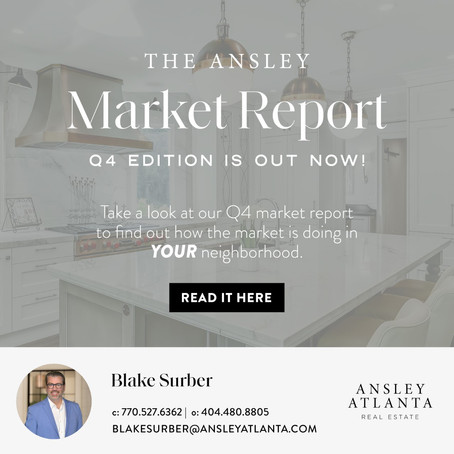 Market Report is here!  Q4