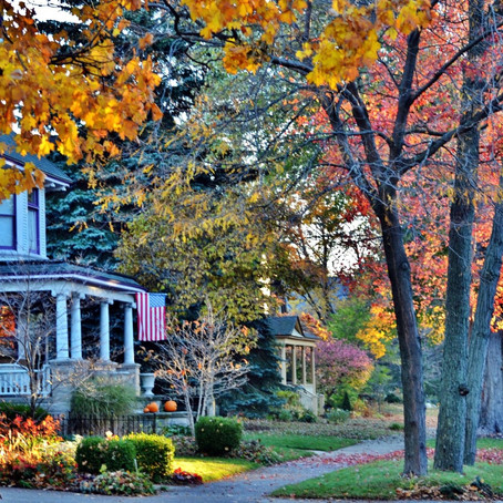 The Top Two Reasons Why Waiting to Buy your Home in Fall is a Smart Decision