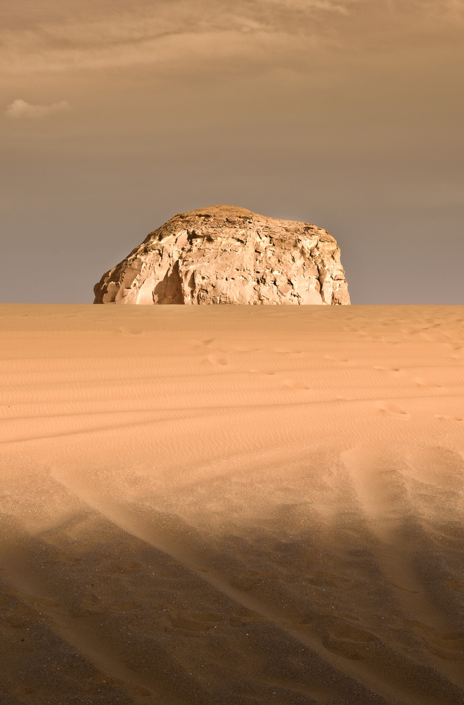 LONELY ROCK