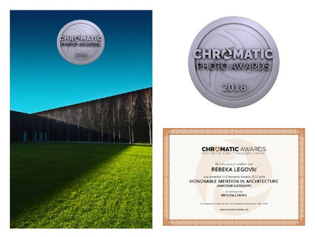 HONORABLE MENTION CHROMATIC PHOTO AWARDS