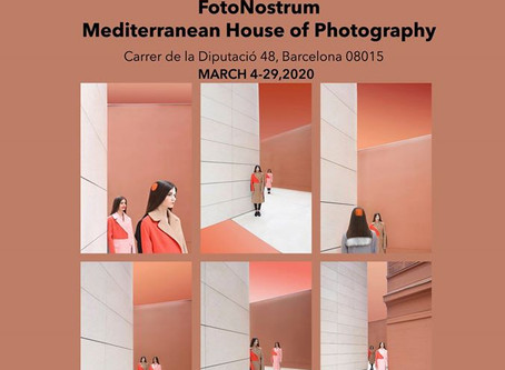EXHIBITION IN BARCELONA AT FOTONOSTRUM MEDITERRANEAN HOUSE OF PHOTOGRAPHY