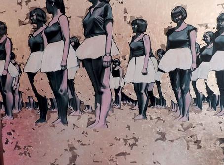 Gerillaáron lehet műalkotásokat venni a Godot Art Fair-en, Óbudán.