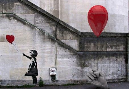 The Art of Banksy kiállítás először Budapesten