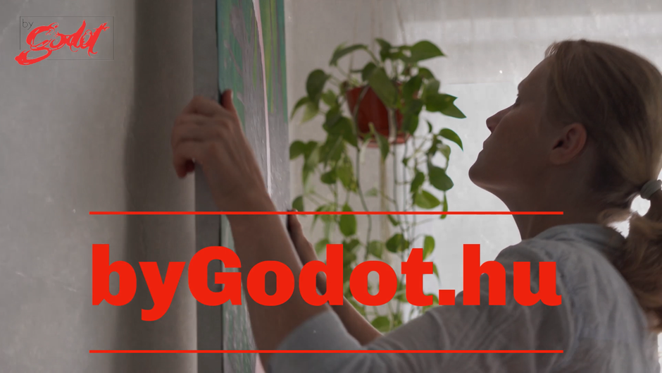 100 művész - 1000 műalkotás - byGodot.hu