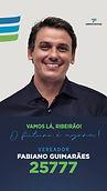 Santinho Digital Fabiano Guimarães 25777
