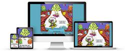 Ed Hose Illustration web design