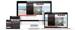 Military & Disaster Solutions web design