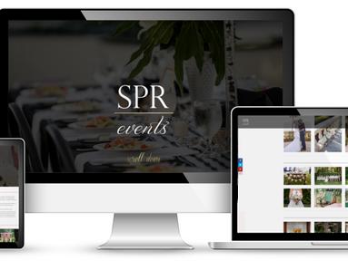 Portfolio: SPR Events