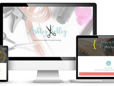 Portfolio: Ashley Kelley Hair Life