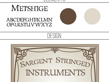 Portfolio: Sargent Stringed Instruments