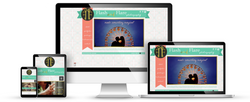 Flash and Flare Photography web design