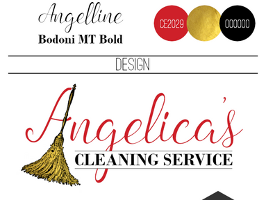 Portfolio: Angelica's Cleaning Service