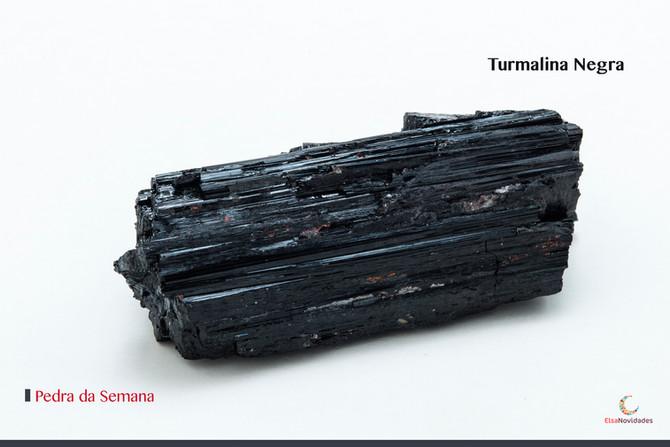 Pedra da Semana: Turmalina Negra, a pedra xamânica da proteção