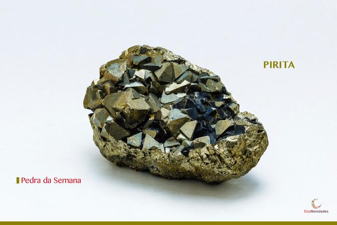 Pirita, a pedra das boas energias e do empoderamento feminino