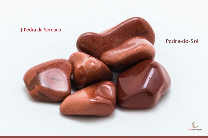Pedra da Semana: Pedra-do-Sol, o cristal da alegria e da positividade