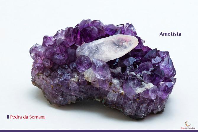Pedra da Semana: novidade aqui no nosso blog