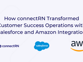 How connectRN Transformed Customer Service Operations with Salesforce and Amazon Integration