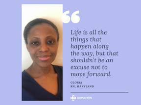 Clinician Spotlight: Gloria, RN